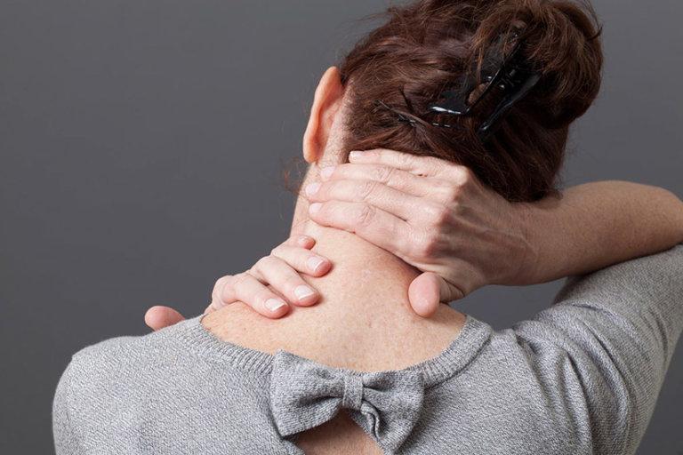 Сильная боль в затылке и шей 4