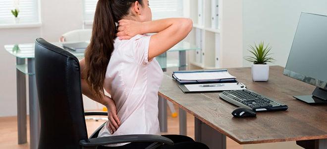 Причины болей в крестце у женщин и их лечение