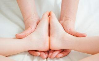 Эффективные упражнения при плоскостопии у детей