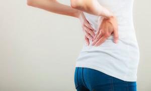 Лечение болей в пояснице в домашних условиях