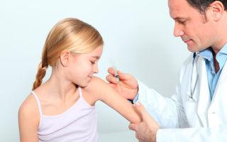 Прививка от полиомиелита — график, последствия, противопоказания