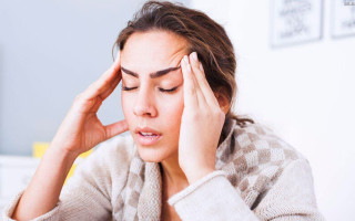 Причины и лечение давящей боли в висках