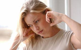 Шум в ушах — причины, виды, диагностика, лечение