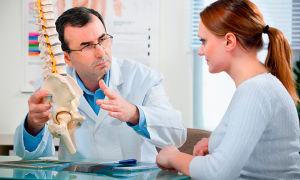 Грыжи позвоночника — причины, симптомы, виды, диагностика, лечение