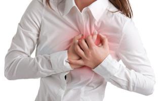 Почему возникает боль в грудной клетке слева?