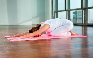 Комплекс упражнений для укрепления спины и поясницы