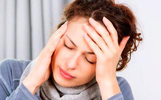 Причины и лечение боли в правом виске головы