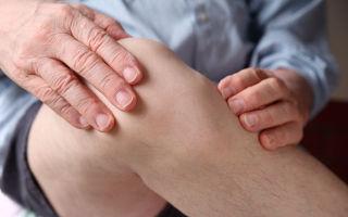Причины и лечение опухшего колена