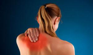 Боль под левой лопаткой — причины, симптомы, виды, диагностика, лечение
