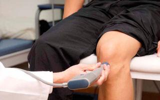 Способы лечения суставов коленей