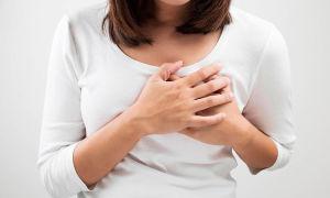 Причины и лечение колющей боли в груди с левой стороны у женщин