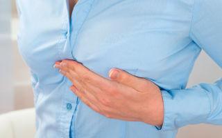 Боль в грудной клетке — причины, диагностика, лечение