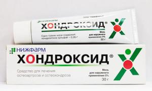 Когда назначают и как применять препарат Хондроксид?