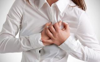 Боль в области сердца — причины, симптомы, виды, диагностика, лечение