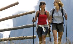 Палки для скандинавской ходьбы — как подобрать?
