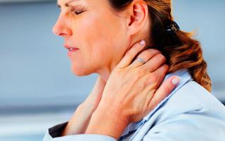 Почему возникает боль в шее с отдачей в голову?