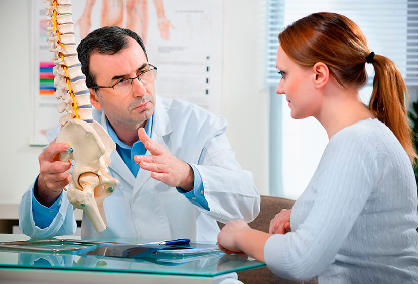Грыжи позвоночника - причины, симптомы, виды, диагностика, лечение