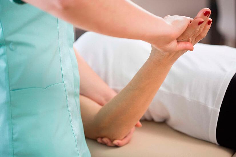 Боль в локтевом суставе - причины, виды, диагностика, лечение