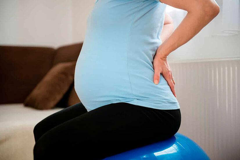 Боль в разные триместры беременности