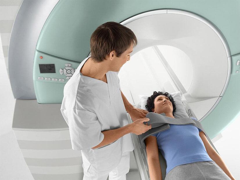МРТ шейного отдела позвоночника - показания, подготовка, результаты