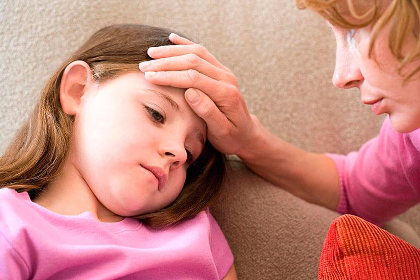 Что делать при головной боли у ребенка?