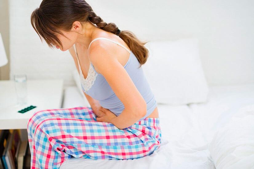 Причины и виды боли у женщин ниже поясницы