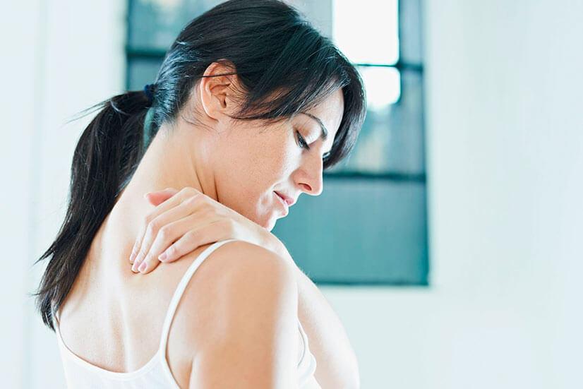 Как избавиться от холки на шее - комплекс упражнений