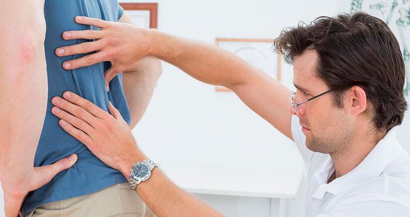 Причины и лечение боли в спине в лежачем положении