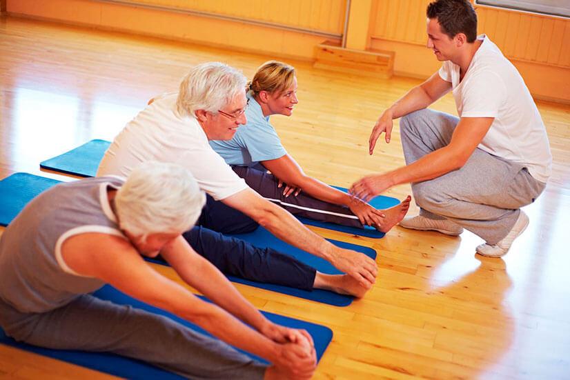 Упражнения для укрепления мышц позвоночника крестцового отдела позвоночника