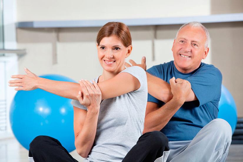 Применение лечебной физкультуры в медицине