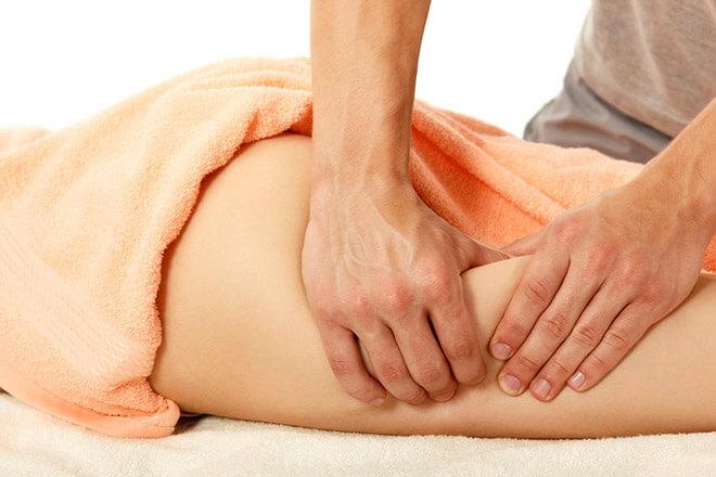 Восстановительные процедуры после проведения массажа