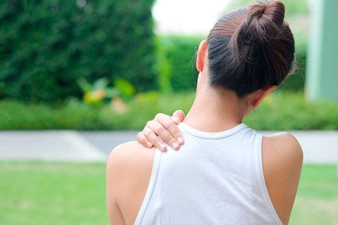Симптомы периартрита